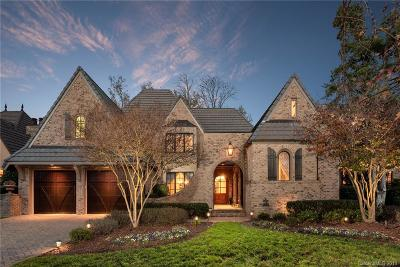 Waxhaw Single Family Home For Sale: 305 Belle Meade Court