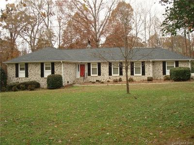 Gastonia Single Family Home For Sale: 1636 Edgefield Avenue