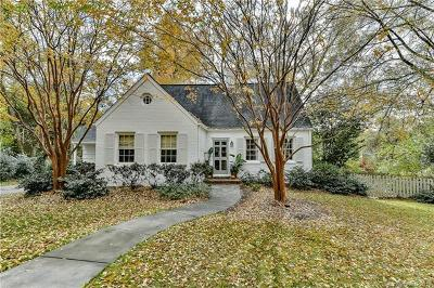 Charlotte Single Family Home For Sale: 2001 Sharon Avenue