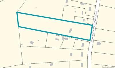 Dallas Residential Lots & Land For Sale: 2405 Philadelphia Church Road