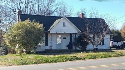 Kannapolis Single Family Home Under Contract-Show: 814 Fairview Street