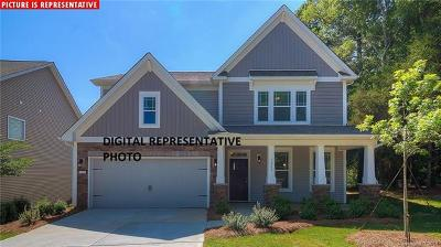 Cabarrus County Single Family Home For Sale: 5884 White Cedar Trail #Lot 60