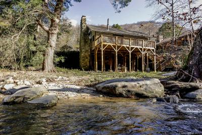 Bat Cave Single Family Home Under Contract-Show: 202 Lake Lure Highway
