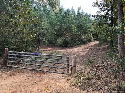 Anson County Residential Lots & Land For Sale: Clark Mountain Road