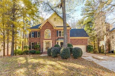 Charlotte NC Single Family Home For Sale: $312,000