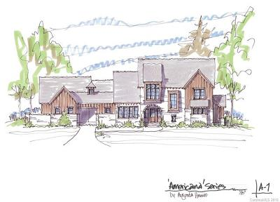 Huntersville Single Family Home For Sale: 15005 Ramah Church Road #5
