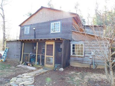 Hendersonville Single Family Home For Sale: 225 Berea Church Road