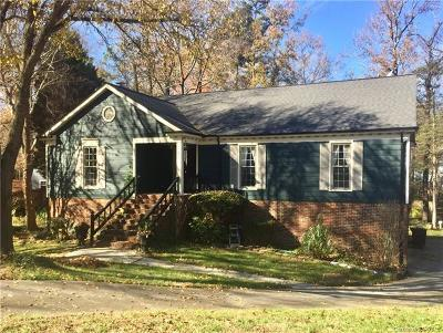 Charlotte NC Single Family Home For Sale: $235,000