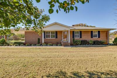 Monroe Single Family Home Under Contract-Show: 2405 Concord Highway