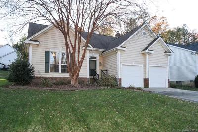 Pineville Single Family Home For Sale: 14707 Peridot Court