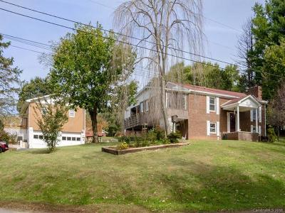 Asheville Multi Family Home For Sale: 119 & 121 Whitney Drive