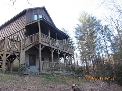 Lenoir Single Family Home For Sale: 5397 Blowing Rock Boulevard