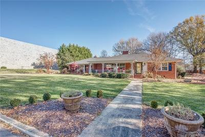 Cherryville Single Family Home Under Contract-Show: 207 S Mulberry Street