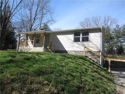 Asheville NC Single Family Home For Sale: $245,000