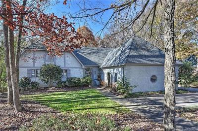 Charlotte Single Family Home For Sale: 5200 Green Rea Road