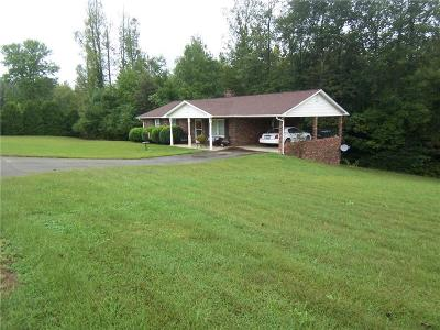 Ashe County, Avery County, Burke County, Alexander County, Caldwell County, Watauga County Single Family Home For Sale: 1844 Bellcroft Lane
