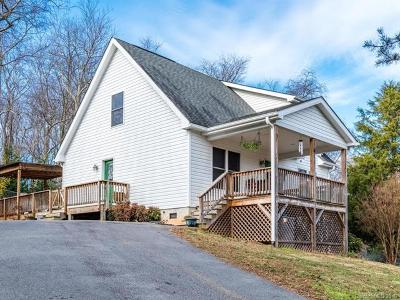 Candler Single Family Home For Sale: 15 Iris Hill Drive
