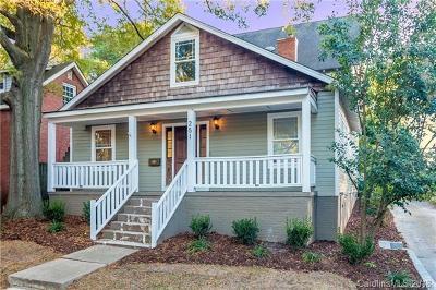 Charlotte Single Family Home For Sale: 251 W Kingston Avenue
