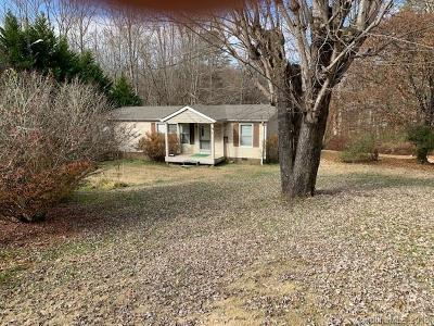 Brevard Single Family Home For Sale: 450-A Connestee Road