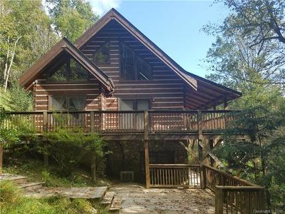 Watauga County Single Family Home For Sale: 2139 Georges Gap Road