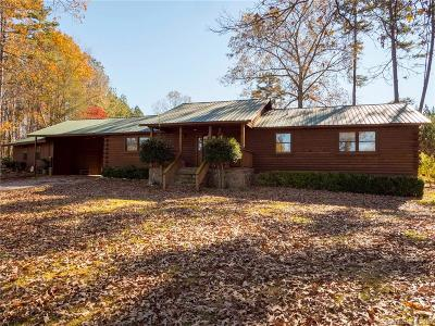 Monroe Single Family Home For Sale: 1619 Ellis Belk Road