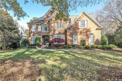 Charlotte Single Family Home For Sale: 3619 Mooreland Farms Road