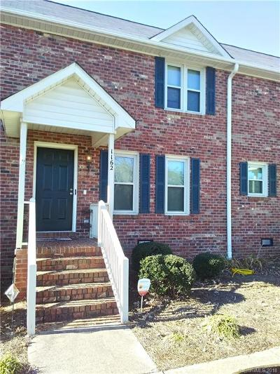 Concord Condo/Townhouse Under Contract-Show: 1162 Crestmont Drive SE #A-2