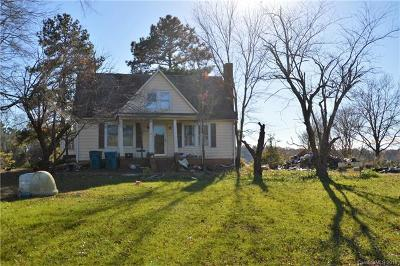 Gold Hill Single Family Home For Sale: 11400 Kluttz Road