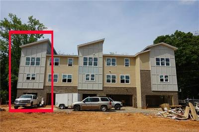 Charlotte Condo/Townhouse For Sale: 1615 Chatham Avenue #TOW0006