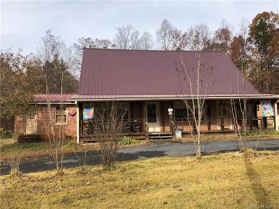 New London Single Family Home For Sale: 3255 Nc Hwy 49 Highway