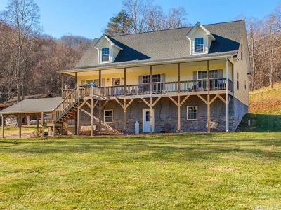 Candler Single Family Home For Sale: 280 Black Oak Cove