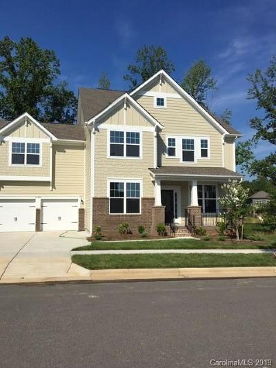 Davidson Single Family Home For Sale: 16708 Setter Point Lane #Lot 37