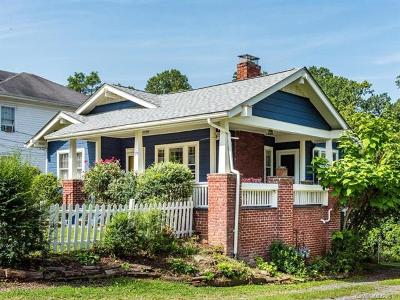 Asheville Multi Family Home For Sale: 174 Dorchester Avenue
