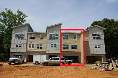 Charlotte Condo/Townhouse For Sale: 1609 Chatham Avenue #TOW0009