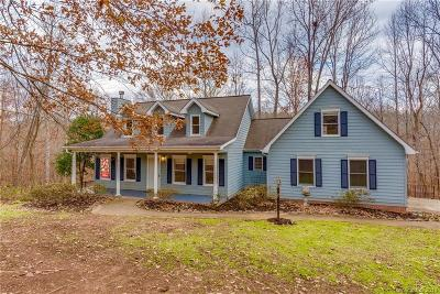 Rutherfordton Single Family Home For Sale: 278 Bent Tree Drive