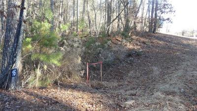 Mars Hill Residential Lots & Land For Sale: 55 E Settlers Creek E #16