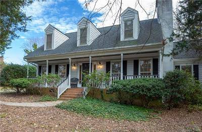 Charlotte Single Family Home For Sale: 5131 Summer Gate Drive