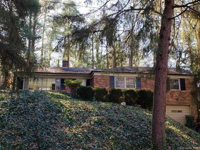 Asheville Single Family Home For Sale: 24 Warwick Place