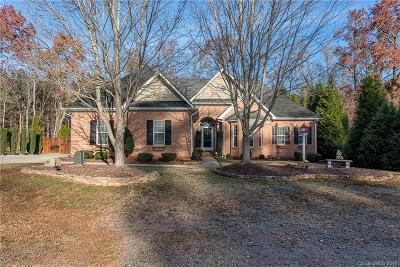 Monroe Single Family Home Under Contract-Show: 2932 Fox Den Drive