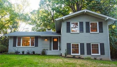 Charlotte Single Family Home For Sale: 3210 Eastburn Road