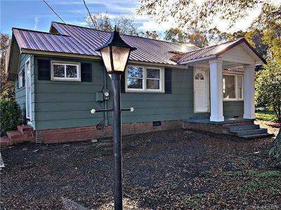 Oakboro Single Family Home Under Contract-Show: 16370 Liberty Hill Church Road