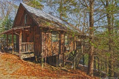 Hot Springs Single Family Home For Sale: 138 High Mountain Road