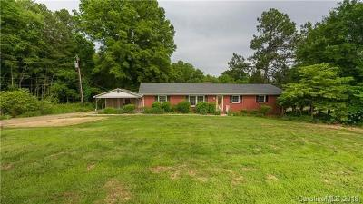 Mint Hill Single Family Home For Sale: 10500 Blair Road