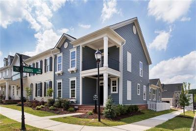 Mooresville Condo/Townhouse For Sale: 108D Certificate Street #1504