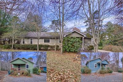 Asheville Single Family Home Under Contract-Show: 31 Brown Road