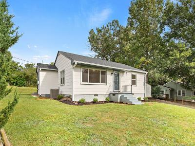 Asheville Single Family Home For Sale: 82 Selwyn Road