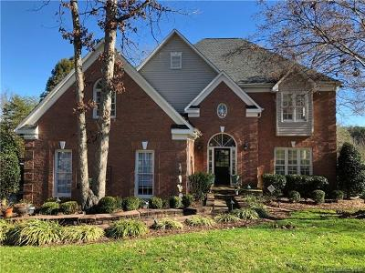 Mooresville Single Family Home For Sale: 128 Pebble Brook Lane