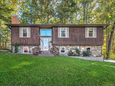 Candler Single Family Home For Sale: 26 Tall Oaks Road