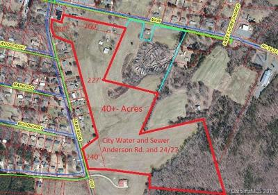 Albemarle Residential Lots & Land For Sale: 2332 E Main Street