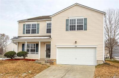 Single Family Home Under Contract-Show: 8718 Donnellson Common Court